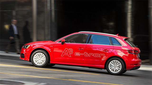 2016 audi a3 sportback e tron starts from 37 900 cars flow. Black Bedroom Furniture Sets. Home Design Ideas