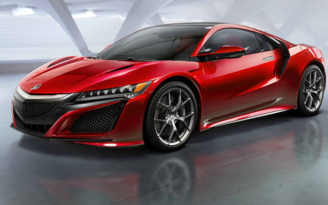 2016 Honda Nsx Hybrid Supercar Specs And Price Cars Flow