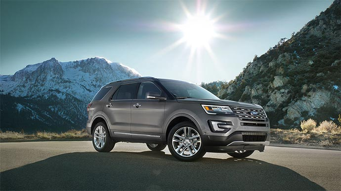 2016 ford explorer full size suv pricing features cars flow. Black Bedroom Furniture Sets. Home Design Ideas