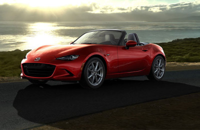 2016 Mazda MX-5 Miata Convertible Roadster
