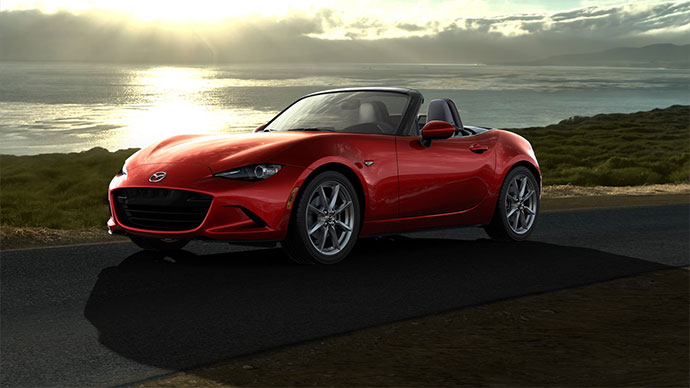 2016 mazda mx 5 miata convertible roadster pricing features cars flow. Black Bedroom Furniture Sets. Home Design Ideas