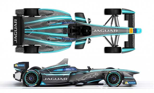 Formula-E-electric-car