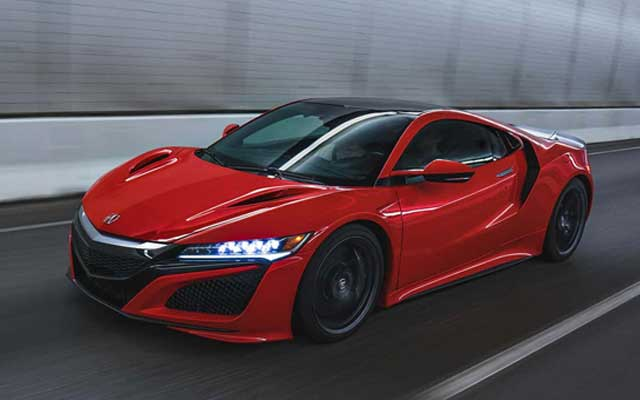 Acura 2017 NSX Hybrid, the First Build to Order Vehicle, Starts at $156,000 | Cars Flow