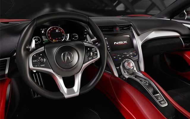 Acura-NSX-Hybrid