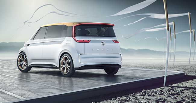 Volkswagen-Budd-e-Concept
