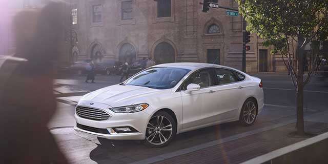 2017 Ford Fusion Price, Features & Specs
