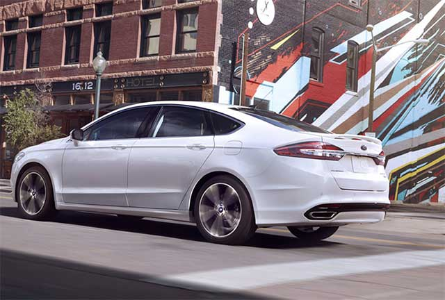2017 ford fusion price features specs cars flow. Black Bedroom Furniture Sets. Home Design Ideas