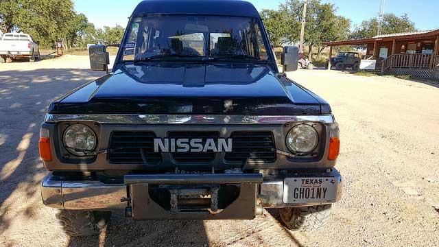 Nissan-Safari-GranRoad-4x4