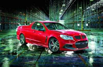 The Vauxhall Maloo R8 LSA