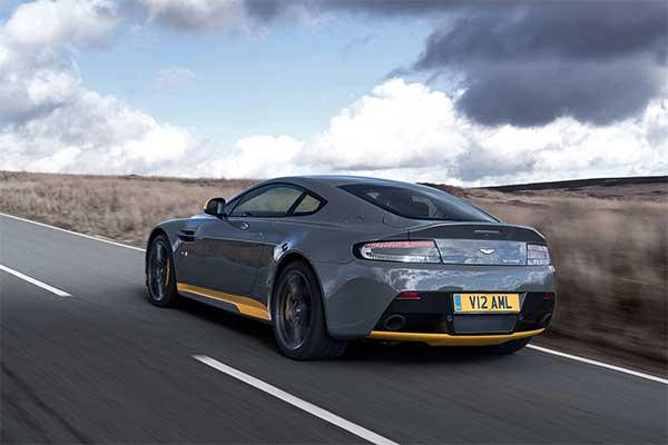 New V8 Vantage GTS
