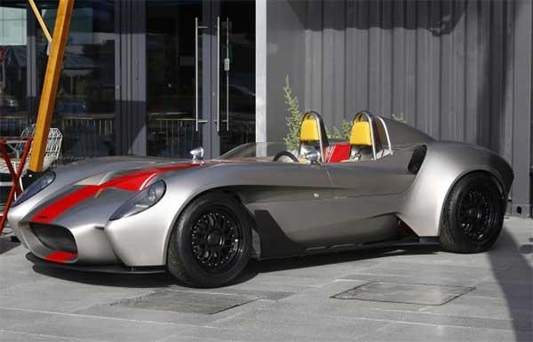 Jannarelly Design-1 Unveiled in Dubai