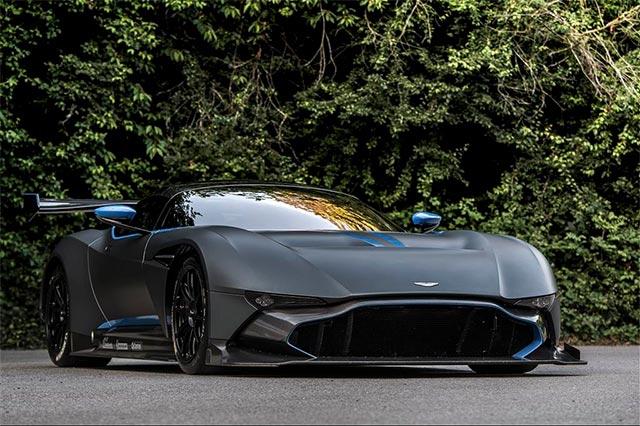 2017 Aston Martin Vulcan