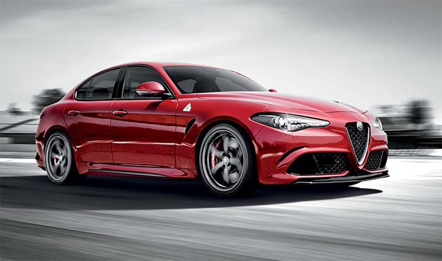alfa romeo giulia quadrifoglio specs and price cars flow. Black Bedroom Furniture Sets. Home Design Ideas