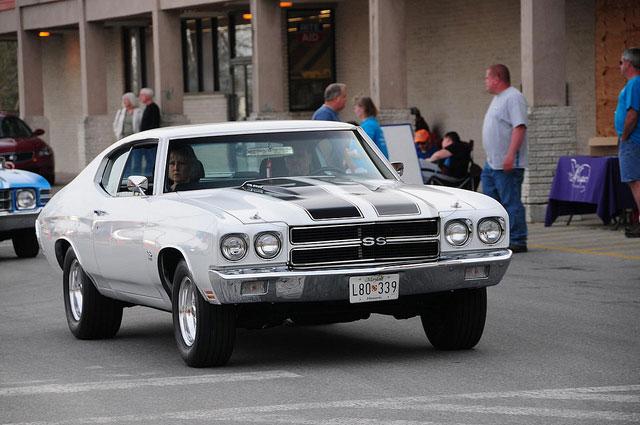 1970 Chevrolet Chevelle 454 SS