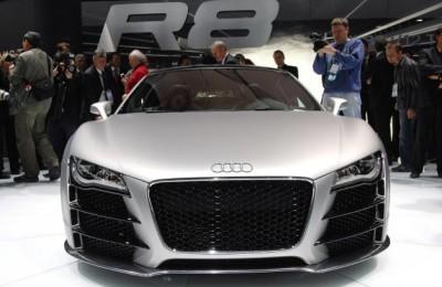 2018 Audi RS8