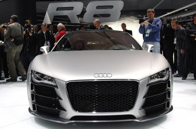 2018 Audi RS8 – Review, Specs & Release Date