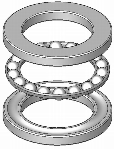 Ball Thrust Bearings