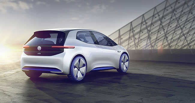 VW ID electric concept