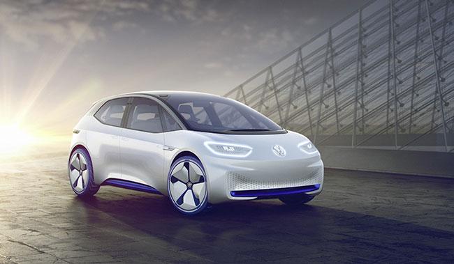 Volkswagen I.D Concept