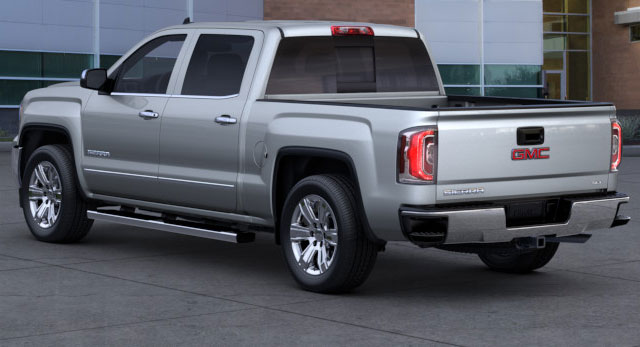 GMC Sierra 1500 Features
