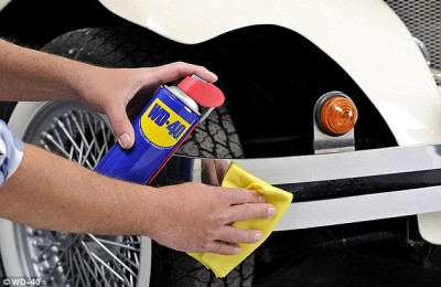 Some Surprising Ways to Use WD40