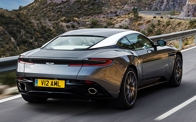 7 Strongest Competitors Of The Aston Martin Db11
