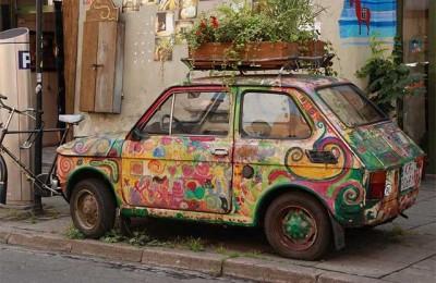 Fun With A Junk Car