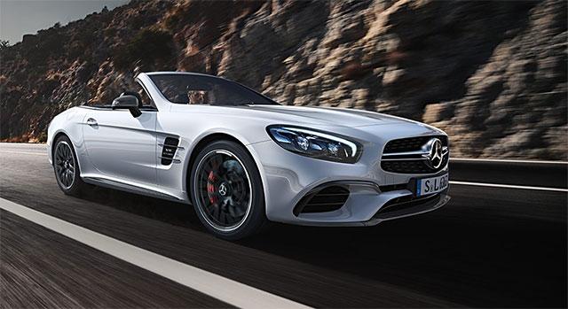 Mercedes-AMG SL63/65