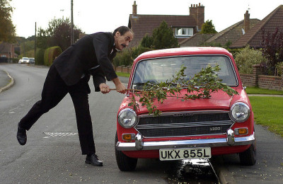 Ways Your Car Will Embarrass You