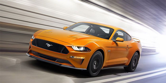 2018 Ford Mustang GT Gets Drag Strip