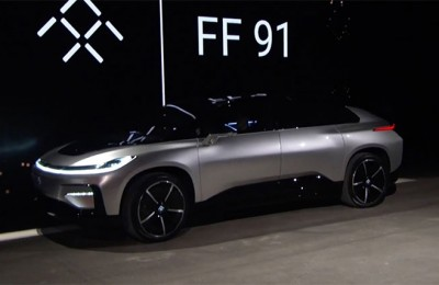 Financial Troubles Continue For Ambitious Faraday Future