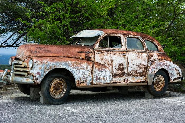 Get Rid of a Junk Car