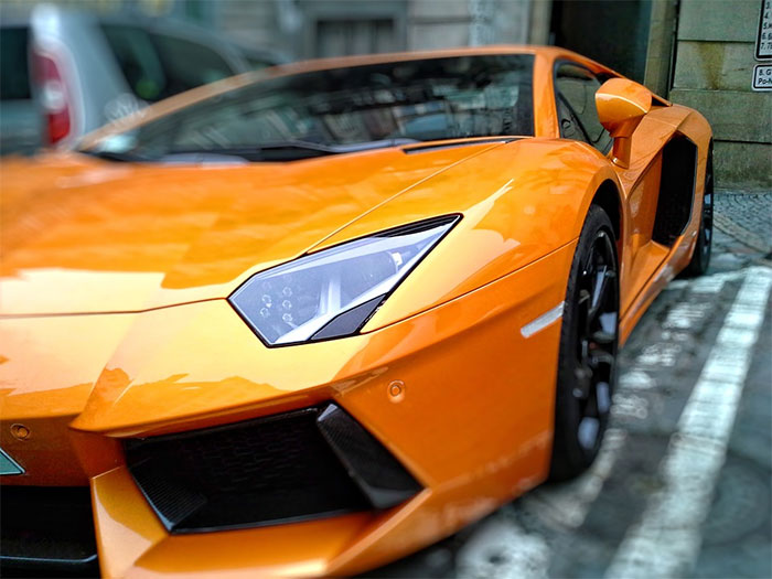 Owning A Lamborghini