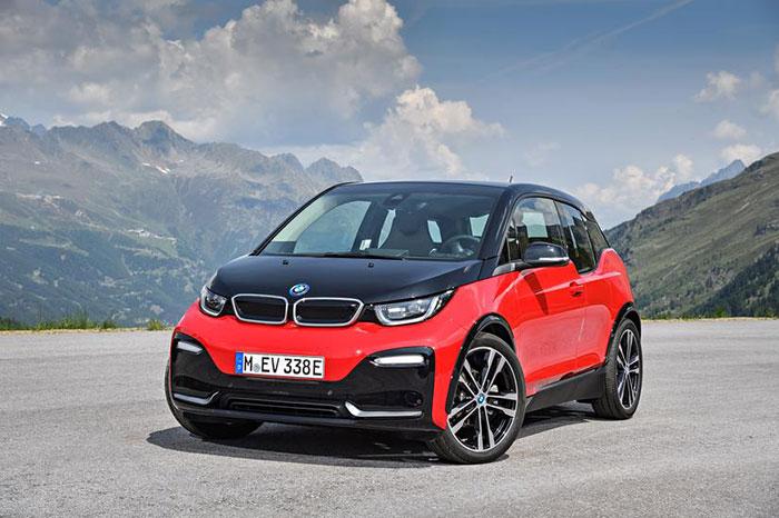 2017 BMW i3s