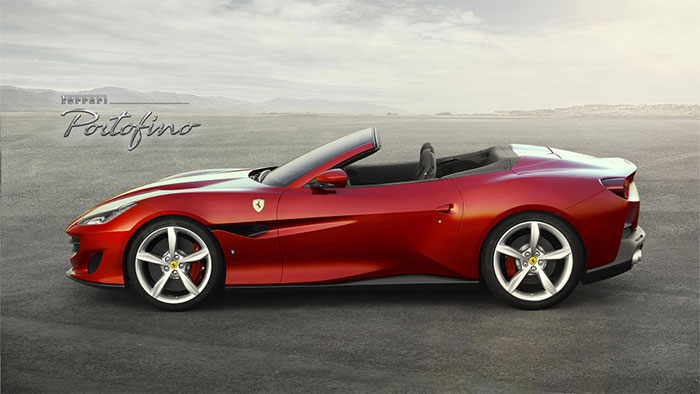 Ferrari Portofino Car