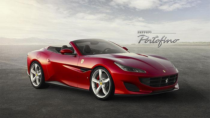 Ferrari Portofino Revealed as a New Entry-Level Model
