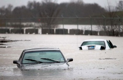 Reduce the Damage to a Flooded Car