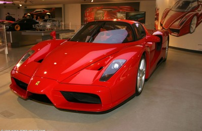 The Classic Ferrari Enzo