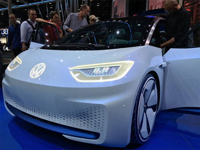 Volkswagen Plans to Introduce Electric Versions of Its 300 Models