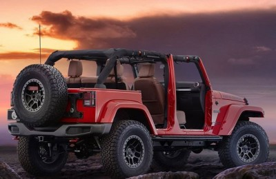 Go Doorless On Your Jeep Wrangler And Make Your Side Mirrors Better