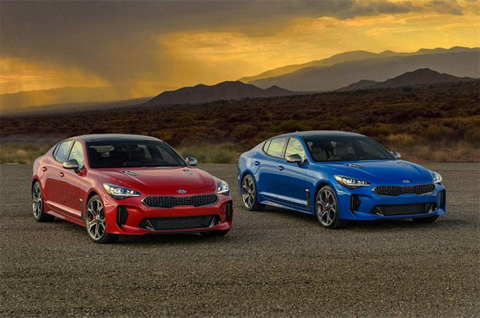 KIA Stinger GT Bound to go on Sale Next Year