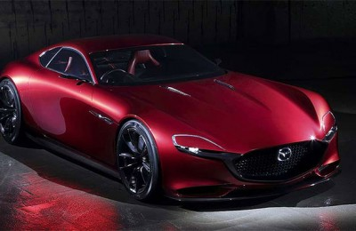Mazda Possibly Reviving the Rotary Engine