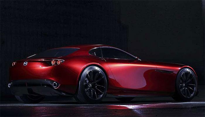 The Mazda RX-VISION