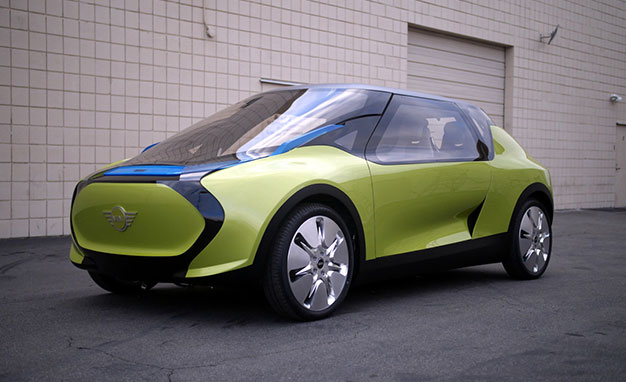 Young Engineers Design Futuristic Mini Concept