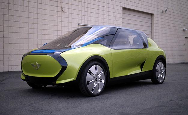 Young Engineers Design Futuristic Mini Concept
