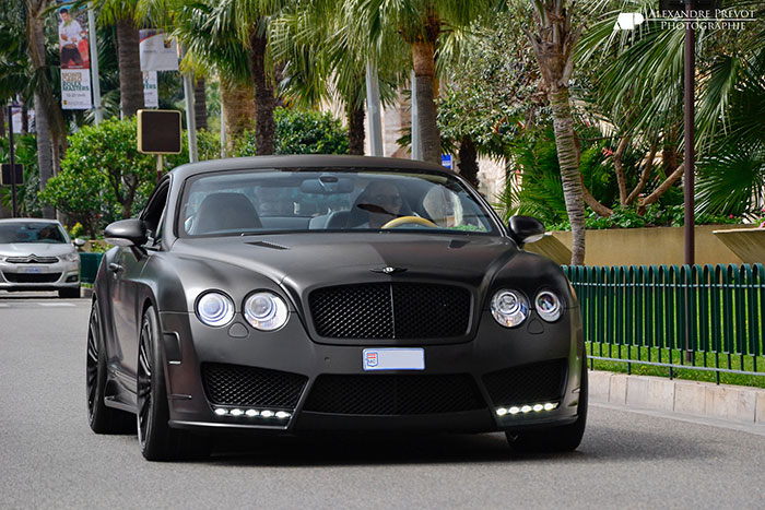 Bentley GT Continental Speed