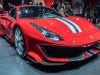 New Ferrari Pista