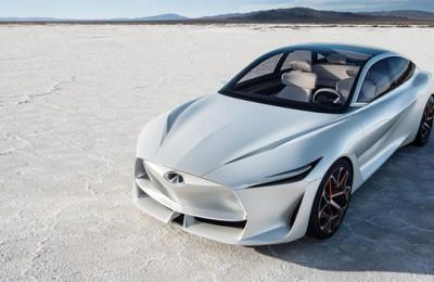 Q Inspiration Concept Inspired Sedan