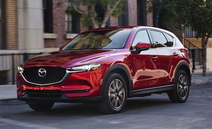 2018 Mazda CX -5