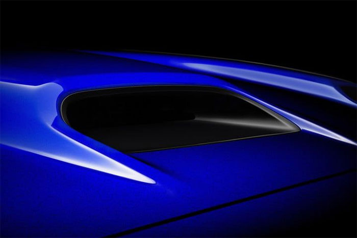 2019 Dodge Challenger SRT Hellcat Teased
